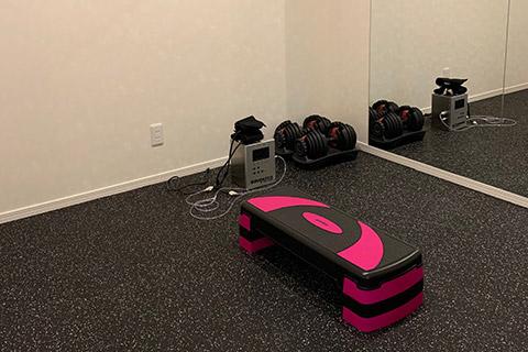 加圧トレーニングルーム